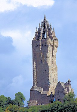 The Wallace Monument, Stirling