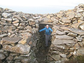 The back door of Tre'r Ceiri - geograph.org.uk - 662049.jpg