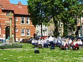 The band concert. - geograph.org.uk - 1321724.jpg