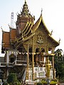 The beautiful Wat Buppharam in Chiang Mai (14553576467).jpg