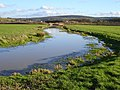 The brook from Brook Bridge - geograph.org.uk - 336566.jpg
