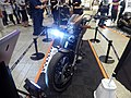 The frontview of Harley-Davidson FXDR 114 mid-year 2019.jpg