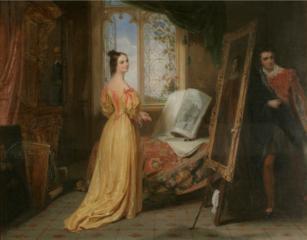 Scene from 'The Honeymoon'