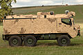 The new Vector vehicle on display on Salisbury Plain. MOD 45147351.jpg