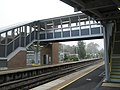 The new bridge at Haslemere Station - geograph.org.uk - 965610.jpg