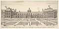 The palace of Catherine de Medici, called the Tuilleries, from 'Various views of remarkable places in Italy and France' (Diverses vues d'endroits remarquables d'Italie et de France) MET DP827799.jpg