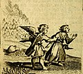 The school of the heart; or, The heart of it self gone away from God brought back again to him, and instructed by him. In 47. emblems (1676) (14748913295).jpg