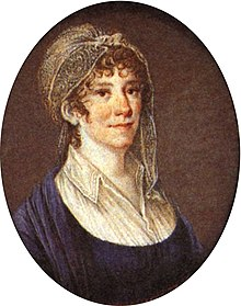 Therese Huber (Quelle: Wikimedia)