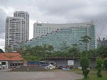 Thistle Hotel Pool