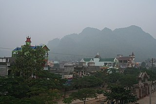 Chợ Đồn District District in Bắc Kạn, Vietnam