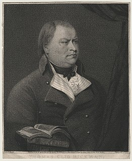 Thomas Clio Rickman English Quaker publisher of political pamphlets