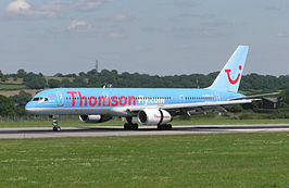 Thomsonfly Boeing 757-200