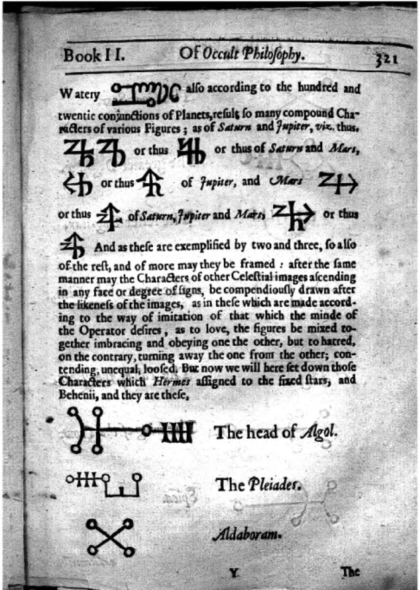 Pdf Three Books Of Occult Philosophy Or Of Magick