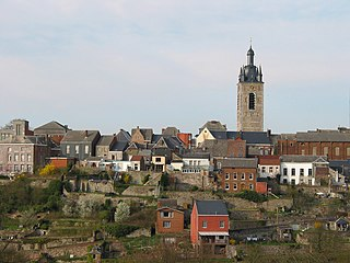 Thuin Municipality in French Community, Belgium
