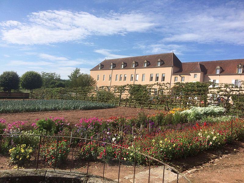 Jardins de la maison de retraite Rambuteau