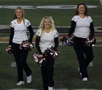 Regina Thunder - Thunder Cheerleaders