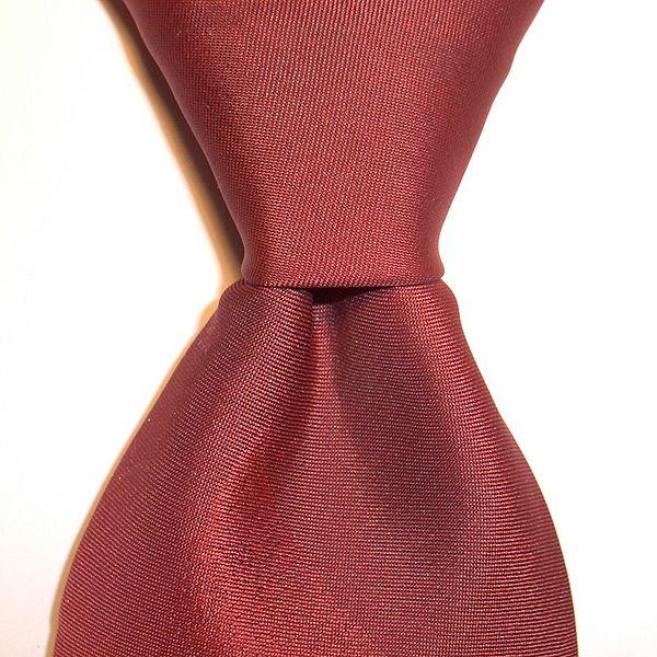 węzeł - krawat czerowny