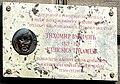 Tihamér Vujicsics plaque Bp05 Váci66.jpg