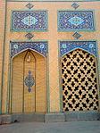 Tiling - Mausoleum of Hassan Modarres - Kashmar 13.jpg