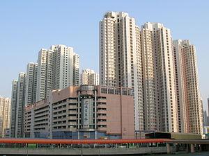Public housing estates in Tin Shui Wai - Tin Chung Court