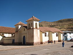 Church in Tinta