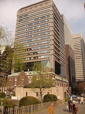 Tokyo Ginko Kyokai Building - Image: Tokyo Ginko Kyokai Building 2