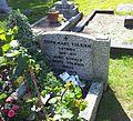 Tolkien's grave, Wolvercote Cemetery.jpg