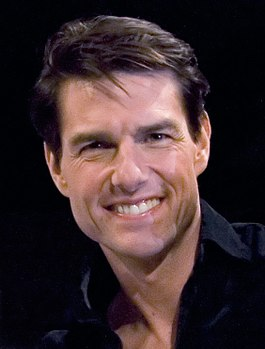 Tom Cruise in 2008