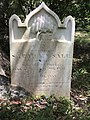 Tombstone of Sarah E. F. Sale (Feb. 9th, 1831- Sept. 13th, 1855), wife of Rev. Linus Parker.jpg