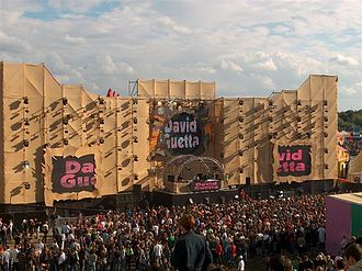 Tomorrowland 2007 Tomorrowland palco principal 2007.jpg