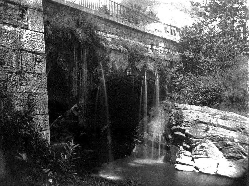 Tonoloway Aqueduct on C and O