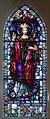 Toomyvara St. Joseph's Church Window Tu Rex Gloriae Christe by William Earley 1933 2010 09 08.jpg