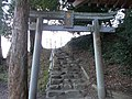 Torii of Inner Shrine of Hirano-jinja 02.jpg