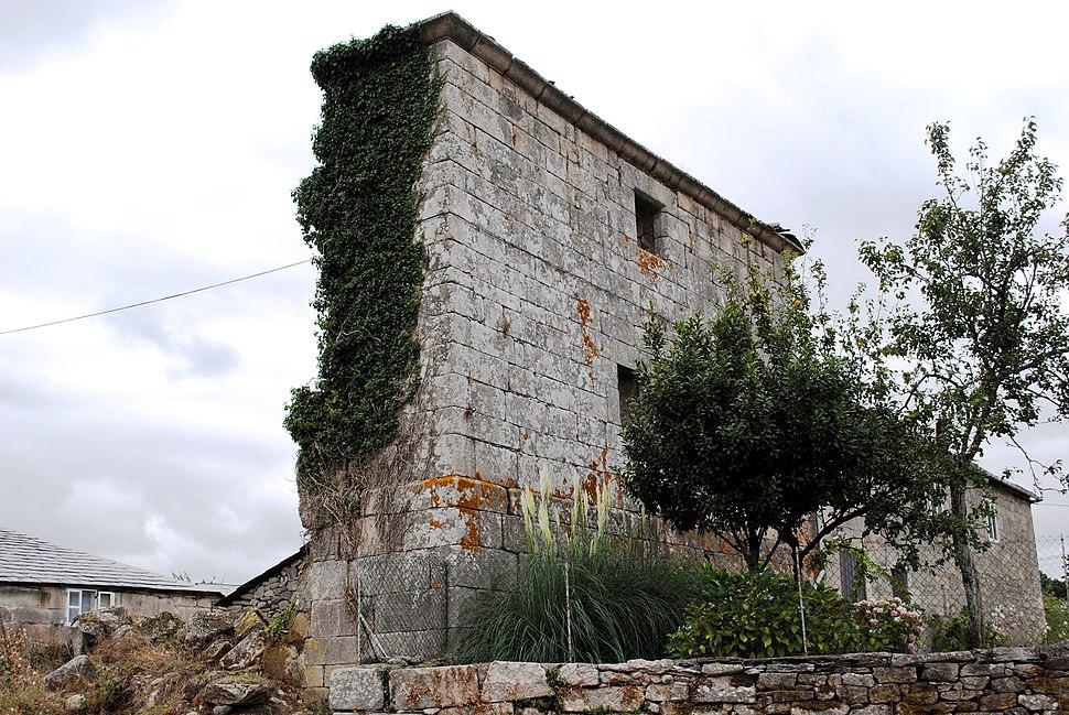 Torre de Riazón, Ombreiro, Lugo