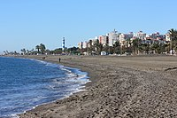 Torre del Mar, the beach.jpg