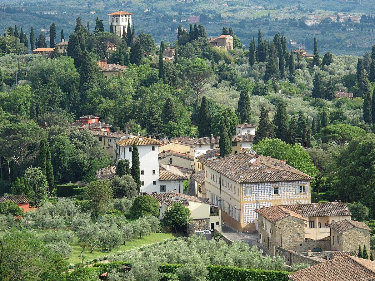 Galluzzo Ville Con Giardino Prezzi