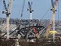 Tottenham Hotspur Football Club new ground construction January 2018 02.jpg