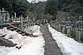 Tottori feudal lord Ikedas cemetery 083.jpg