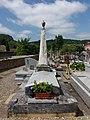 Tournay - Cimetière - Tombe de Jacques Pédebidou.jpg