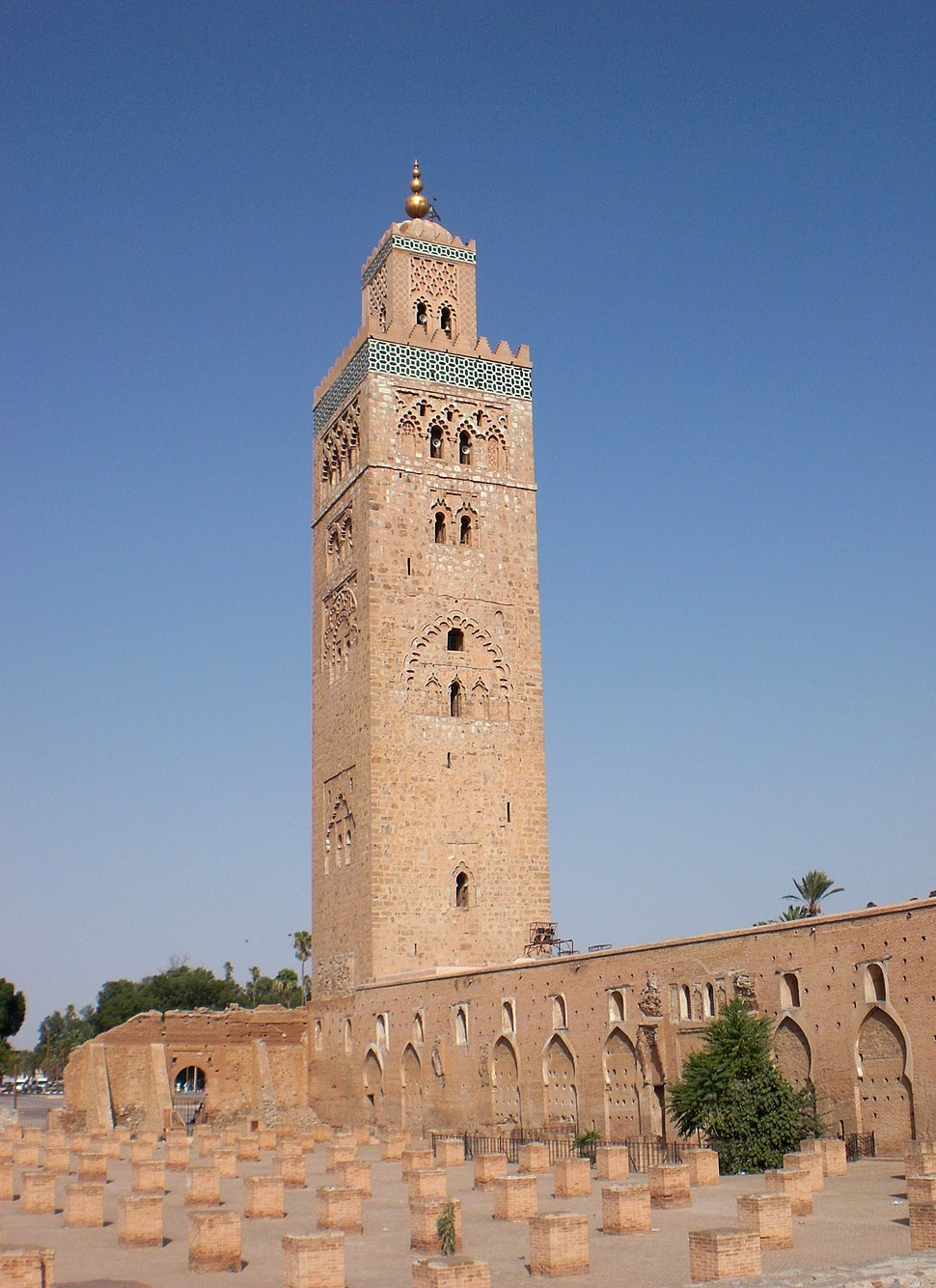 Tower in Morocco (2010)