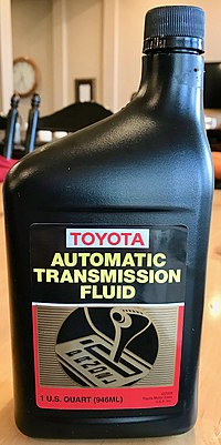 Toyota Automatic Transmission Fluid - Wikipedia