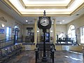 Train Station Clock inside South Norwalk NHRR Station.jpg