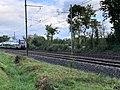 Train TER SNCF Class B 81500 Ligne ferroviaire Mâcon Ambérieu Route Prales Perrex 1.jpg