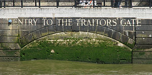 Traitors' Gate - Traitors' Gate