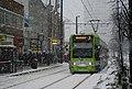 Tram in George Street, Croydon - geograph.org.uk - 2181414.jpg
