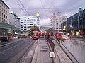 Tram linz neardanube.jpg