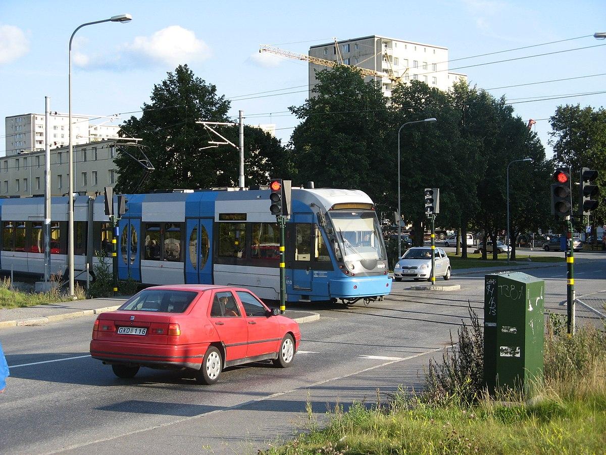 stockholms lokaltrafik ab
