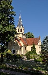 Tranekær Kirke, Langeland Kommune, Danmark.jpg