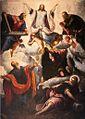 Trasfigurazione (Tintoretto) - Chiesa di S. Angela Merici - Brescia (ph Luca Giarelli).JPG