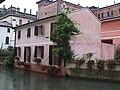 Treviso - Casa di Giovanni Comisso - Foto di Giovanni Dall'Orto 20-9-1999 4.JPG